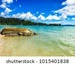 langkawi island  malaysia  ... | Shutterstock . vector #1015401838