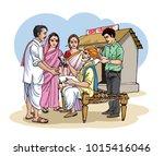 Gram Panchayat   People