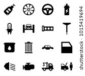 origami style icon set   car... | Shutterstock .eps vector #1015419694