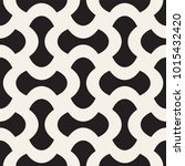 vector geometric seamless... | Shutterstock .eps vector #1015432420