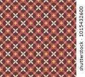 seamless abstract pattern with... | Shutterstock .eps vector #1015432600