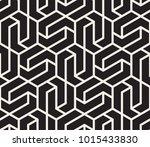 vector seamless pattern. modern ... | Shutterstock .eps vector #1015433830