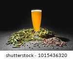 Spicy Home Hazy Brew Beer With...