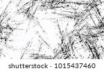 distressed black and white... | Shutterstock .eps vector #1015437460