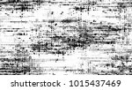 black and white halftone dots... | Shutterstock .eps vector #1015437469