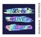 t shirt design with original... | Shutterstock .eps vector #1015459618