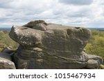 Brimham Rocks On The North...