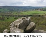 Brimham Rocks On The North...