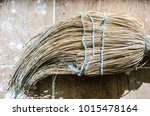 brooms against the background   Shutterstock . vector #1015478164