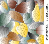 vector background of colored... | Shutterstock .eps vector #1015528858
