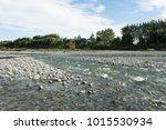 Orari River Stone South Island...