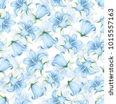 vector seamless pattern with... | Shutterstock .eps vector #1015557163