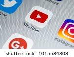 sankt petersburg  russia ... | Shutterstock . vector #1015584808