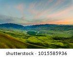 nature landscape image | Shutterstock . vector #1015585936