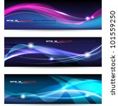 eps10 vector abstract set of... | Shutterstock .eps vector #101559250