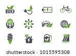 alternative energy simple... | Shutterstock .eps vector #1015595308