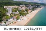 golden sands beach  varna ... | Shutterstock . vector #1015614559