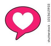 heart vector icon   Shutterstock .eps vector #1015615933