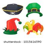 Carnival Hat Set