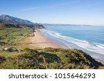 landscape high shot view of... | Shutterstock . vector #1015646293