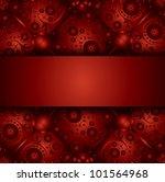 elegant invitation background | Shutterstock .eps vector #101564968