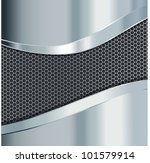 metallic background | Shutterstock .eps vector #101579914