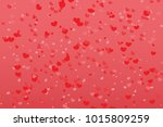 heart of valentine day for... | Shutterstock .eps vector #1015809259
