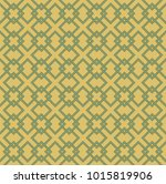 seamless geometric pattern with ... | Shutterstock .eps vector #1015819906