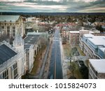 Aerial of Princeton New Jersey