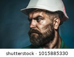 business  building  industry ... | Shutterstock . vector #1015885330