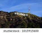 los angeles  california   usa   ... | Shutterstock . vector #1015915600
