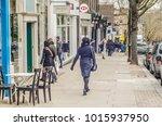 london  february  2018 ... | Shutterstock . vector #1015937950