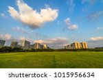 cityscape and skyline of... | Shutterstock . vector #1015956634