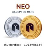 neo. accepted sign emblem.... | Shutterstock .eps vector #1015956859