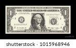 abstract halftone us dollar... | Shutterstock .eps vector #1015968946