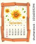 Calendar Template With...