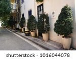 south tel aviv street | Shutterstock . vector #1016044078