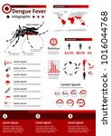 simple flat style infographics... | Shutterstock .eps vector #1016044768