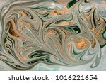marble abstract acrylic... | Shutterstock . vector #1016221654