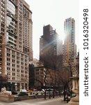 new york   new york  usa.... | Shutterstock . vector #1016320498