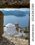 the church of panagia...   Shutterstock . vector #1016361580