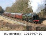 Britannia Steam Loco Number...