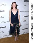 Small photo of LOS ANGELES - JAN 20: Danielle Panabaker arrives for the EW Magazine honors SAG Nominees on January 20, 2018 in West Hollywood, CA