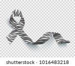 symbol of rare disease... | Shutterstock .eps vector #1016483218