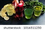 assortment of georgian...   Shutterstock . vector #1016511250