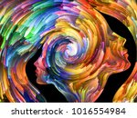 colors in us series. interplay... | Shutterstock . vector #1016554984