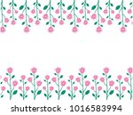 vector design of ornamental... | Shutterstock .eps vector #1016583994