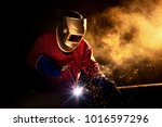 Industrial Worker At The...
