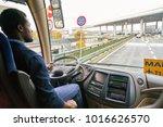 milan malpensa  italy   circa... | Shutterstock . vector #1016626570