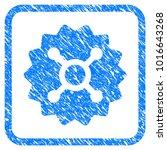 roulette token scratched...   Shutterstock .eps vector #1016643268